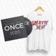 """ONCE""-CD + T-Shirt inkl. Versand"