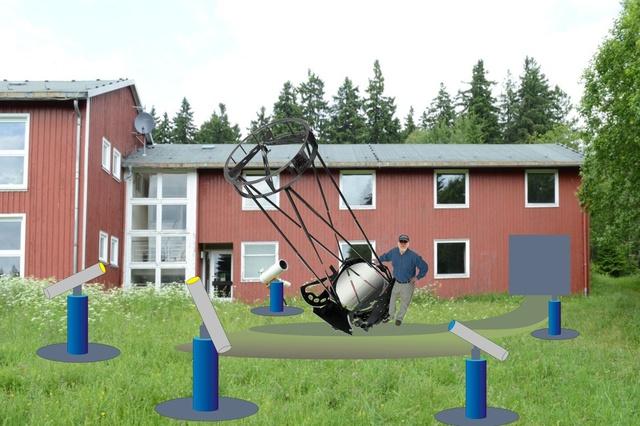 Dem Himmel so nah - Deutschlands erste barrierefreie Sternwarte