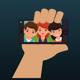 LETSDIGI Smartphone4Kids