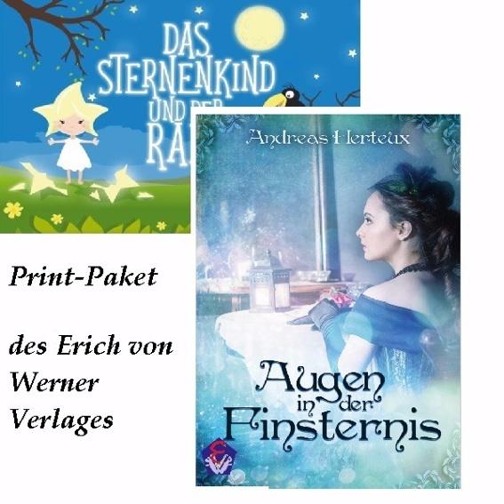 Erich von Werner Verlag Print Paket