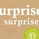 Ein Überraschungspaket zum Geburtstag!