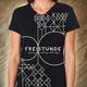 FREISTUNDE-T-Shirt