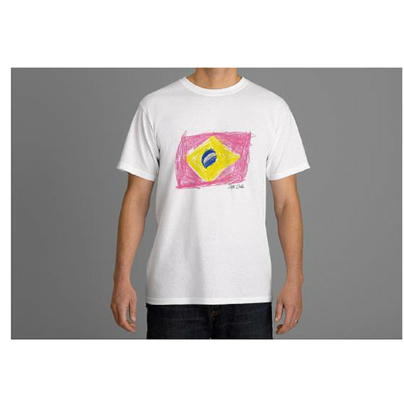 CD + Anabella's Brazil T-Shirt!