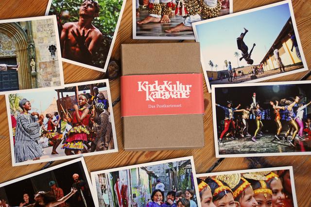 KinderKulturKarawane - Eine Bühne für die Jugend der Welt