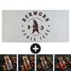 Power-Handtuch für Dein Workout