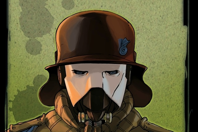Steam Noir: Revolution