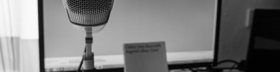 Hörbuchproduktion: Ödön von Horváth