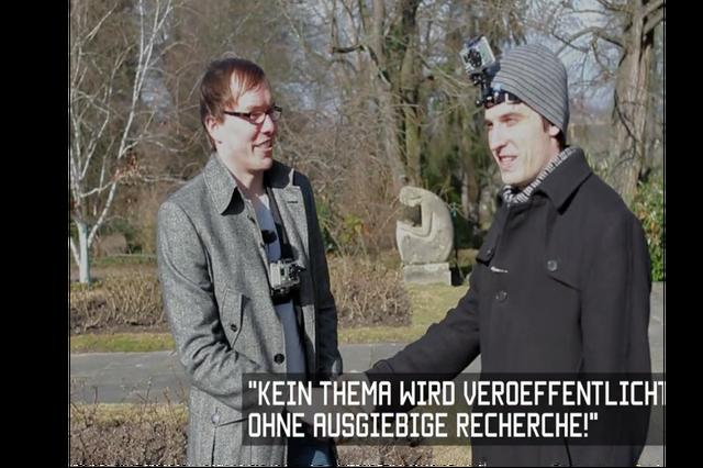 Unterwegs mit Herbert Fischer-Solms