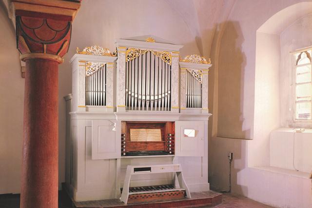 Wecken wir die Wäldner-Orgel in Michaelstein auf!