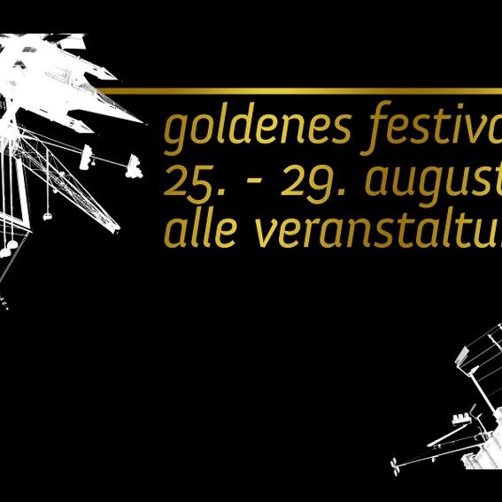 Golden festival ticket