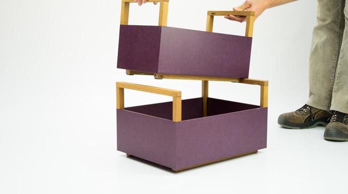 eine design kiste f r den ganzen haushalt. Black Bedroom Furniture Sets. Home Design Ideas