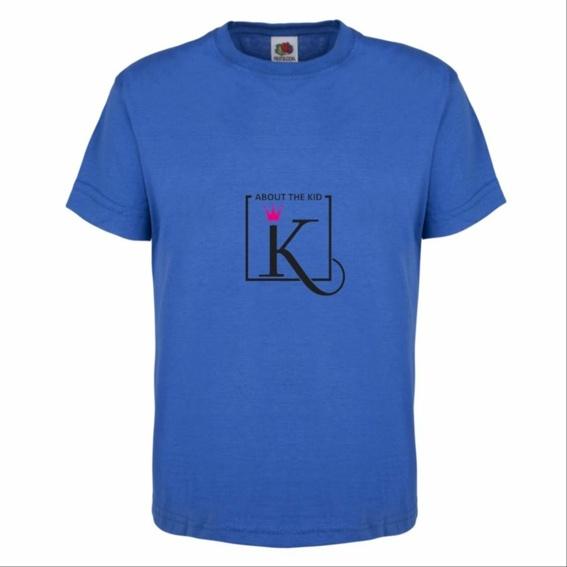 Mädchen - About the kid T-Shirt 100 % Bio-Baumwolle