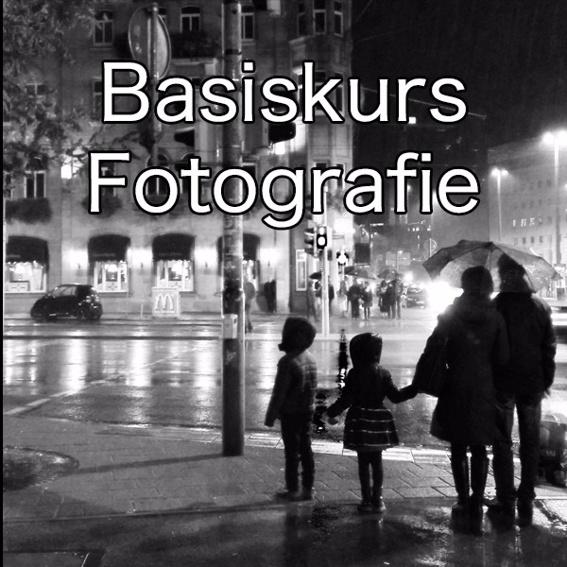 Basiskurs Fotografie (1-3 Stunden)