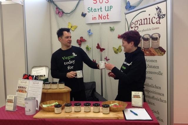 Veganica Bio Manufaktur - Hülsenfrüchte mit WOW!