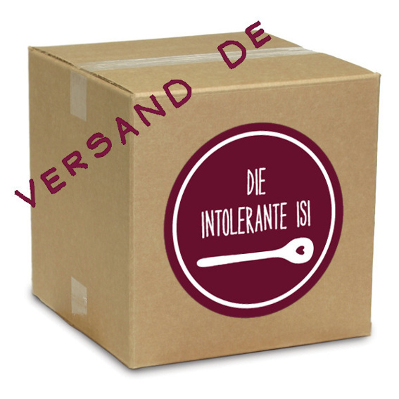 intolerante Isi Box - inkl. Versand DE