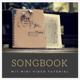 Handgemachtes Songbook, signiert