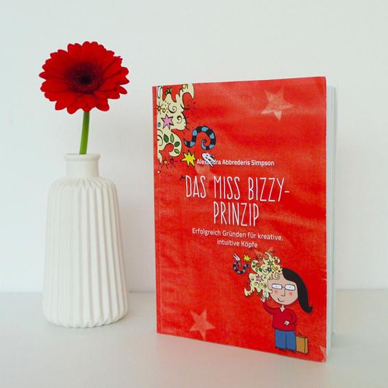 Das Miss Bizzy Buch