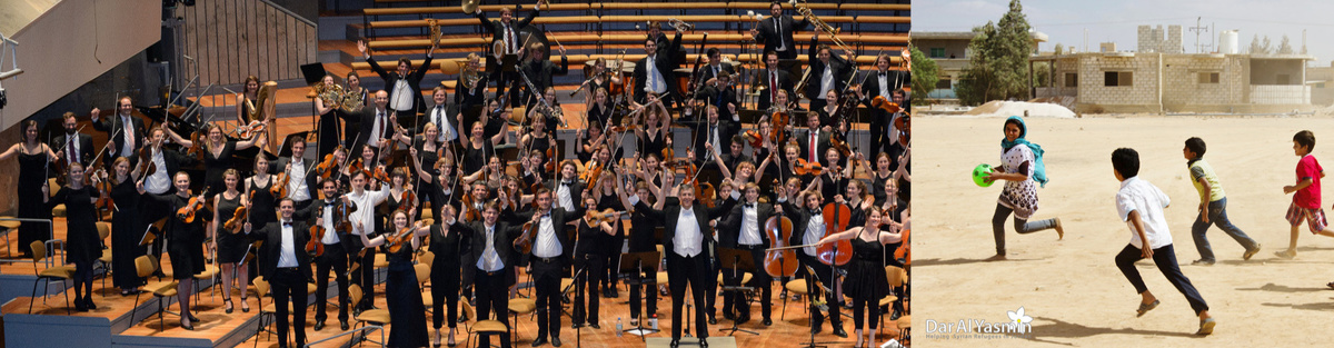 Ahlan wa Sahlan! - das JEB Sinfonieorchester in Jordanien 2016