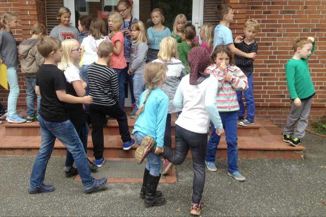 Unsere Dorfschule!