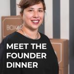 Meet the Founder (Dinner) + 1 Jahr Membership