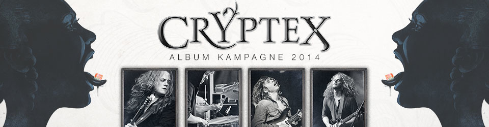 """CRYPTEX """"MADELEINE EFFECT"""" 2014"""