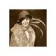 Digitales Vintage-Portrait