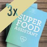 3 Superfood Kochbücher