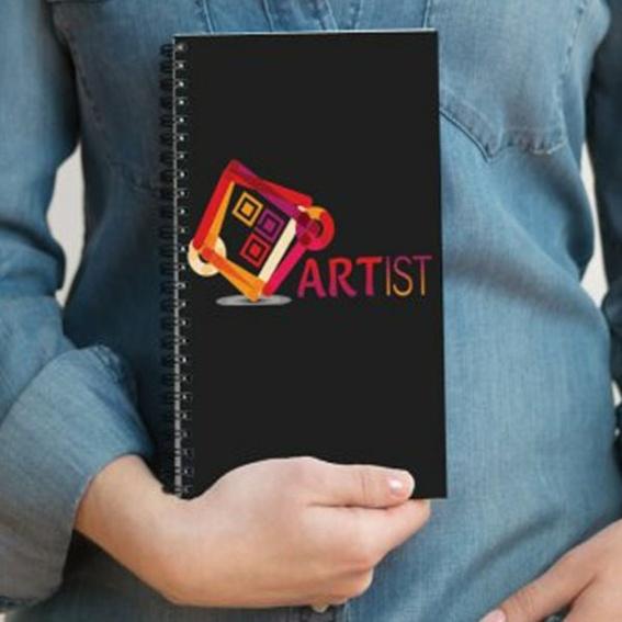 ARTist - Notizbuch