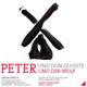 """DVD """"Peter und der Wolf & Don Quijote"""" auf kurpfälzisch gespielt vom KKO + Arnim Töpel"""